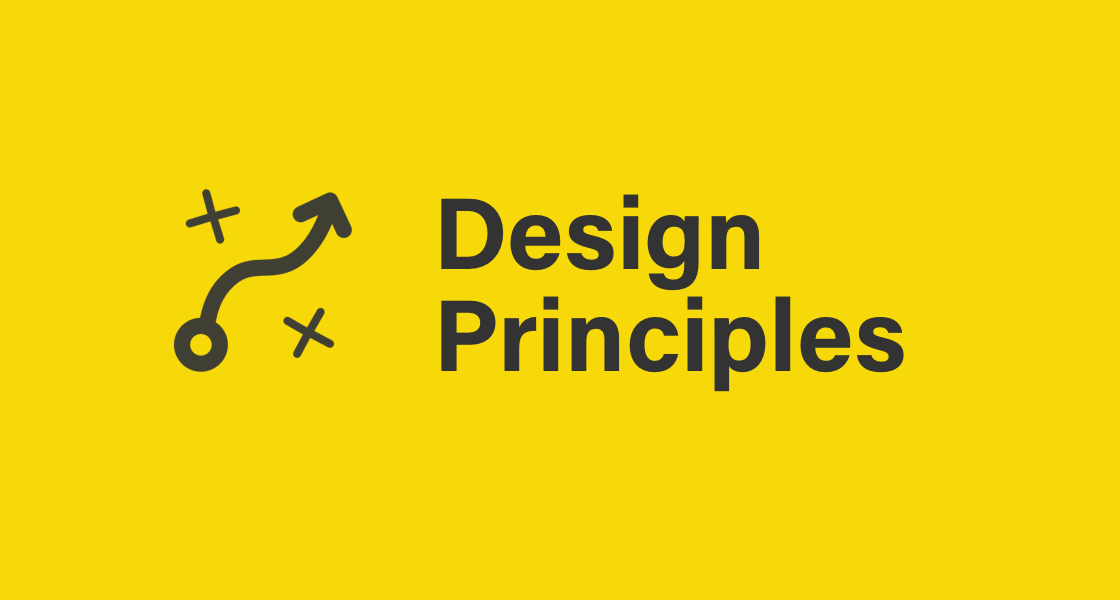 Design And Principles : Design principles